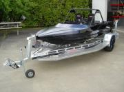 Jet Sprint Boat Trailer
