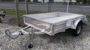 Box Trailer 8 x 5 Aluminium